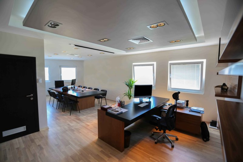 Multi Tenant Offices